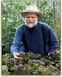 john jeavons body in garden