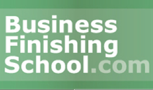 business finishing school logo