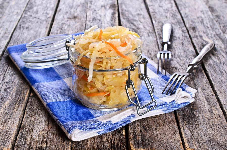 home-made-sauerkraut