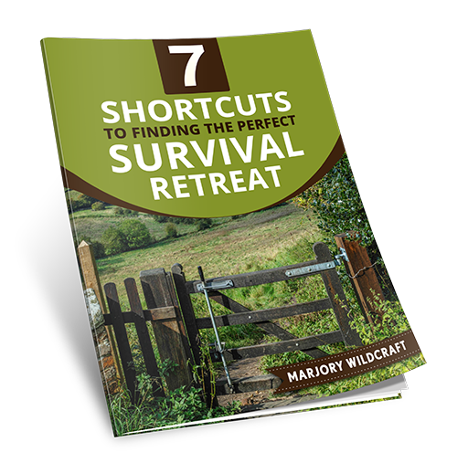 Marjory Wildcraft 7 Shortcuts to Find the Perfect Survival Retreat