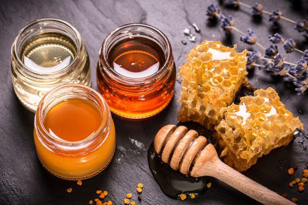 Natural antibiotic alternative honey