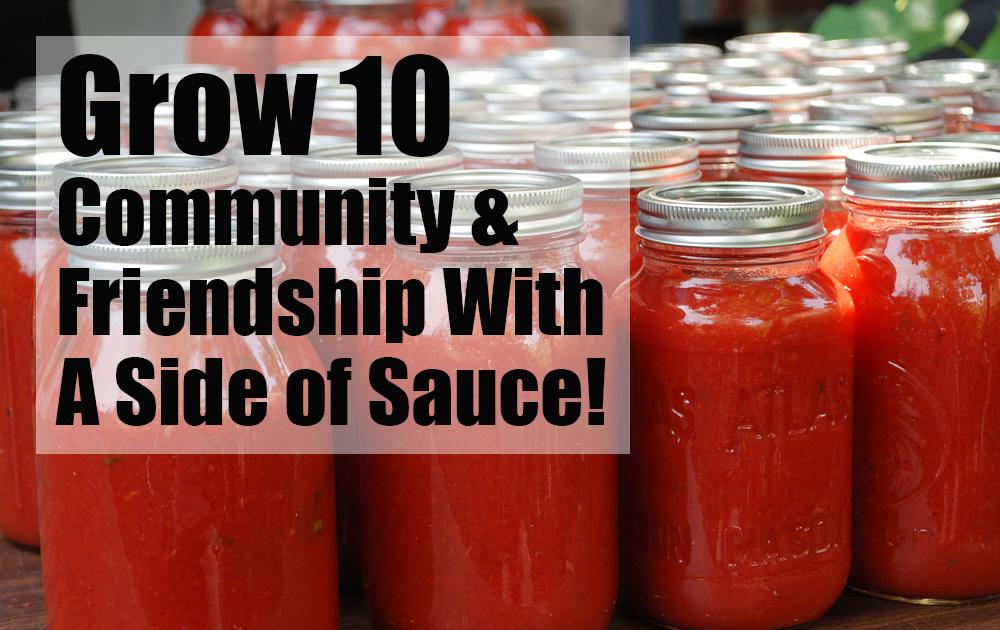 community-friendship