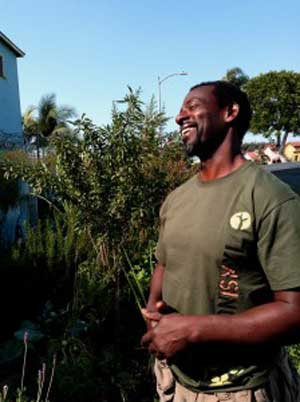 Sustainable farming changemaker - Ron Finley