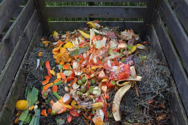 Add Clay to Your Compost Pile