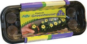 Jiffy Seed Starting Greenhouse