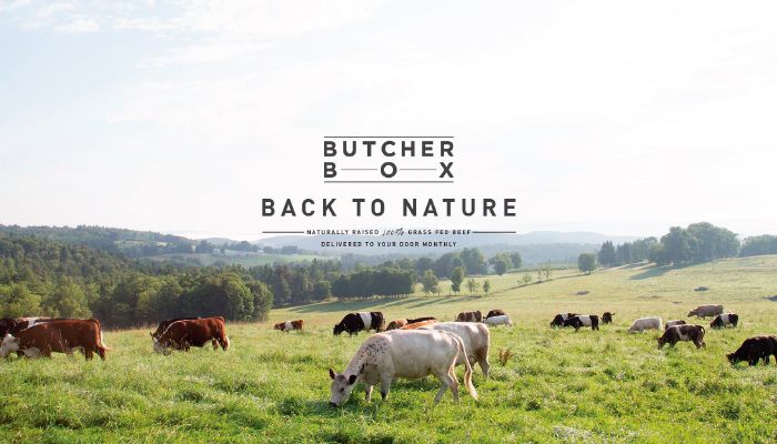 Butcher Box - Monthly Meat Delivery