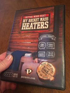 "Rocket Mass Heater: ""Better Wood Heat"" 4-DVD Set"